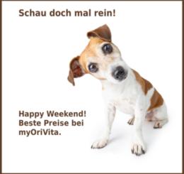 Happy Weekend-myOriVita